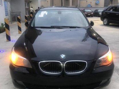 Sell used black 2009 BMW 535i at mileage 100,000