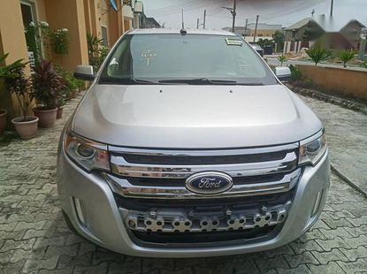 Sell used 2014 Ford Edge automatic at mileage 85