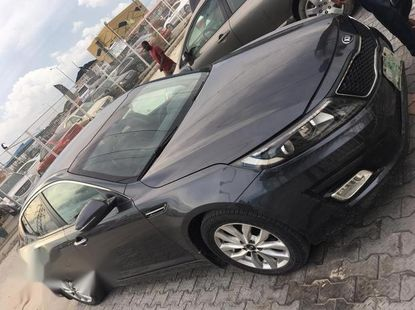 Well maintained 2015 Kia Optima automatic for sale in Lagos