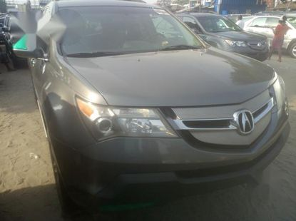 Super Clean Foreign used Acura MDX 2008 Gray