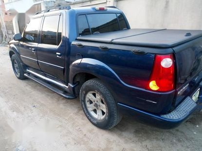 Nigerian Used Ford Explorer 2005 Sport Truck Automatic Blue