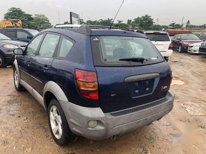 Cheap clean Tokunbo Pontiac Vibe Automatic 2003 Blue