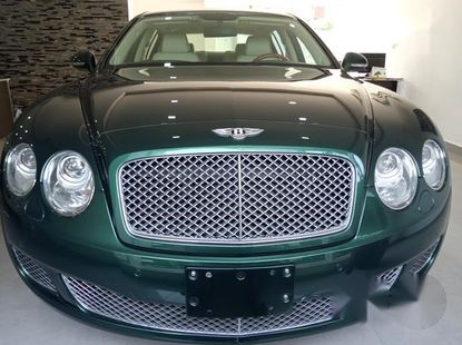 Neat Tokunbo Bentley Continental 2010 Green