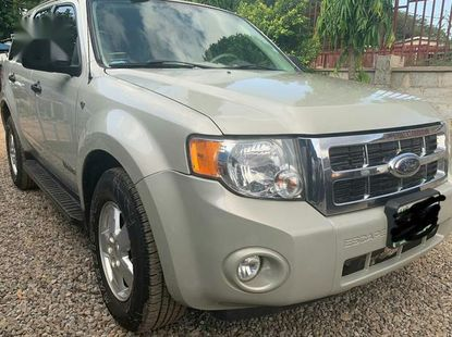 Neatly Used Nigerian Used 2007 Ford Escape