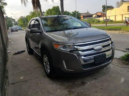 Tokunbo Ford Edge 2013 Model Brown Colour