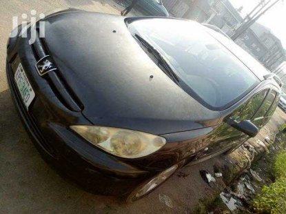Clean Nigerian used Peugeot 307 wagon