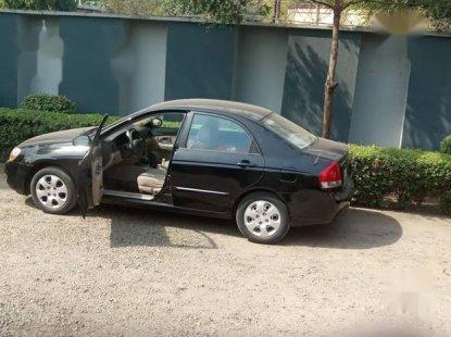 Clean Nigerian used Kia Cerato 2007 2.0 EX Black
