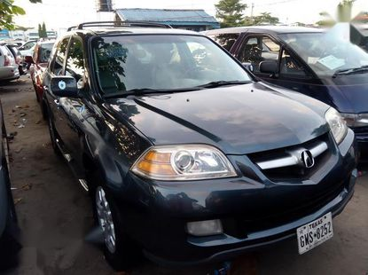 Super Clean Foreign used Acura MDX 2005 Gray
