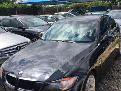 Clean Tokunbo BMW 335i 2009 Black