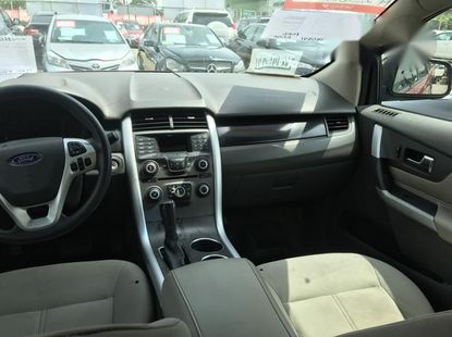 Nigerian Used Ford Edge 2011 Red Colour