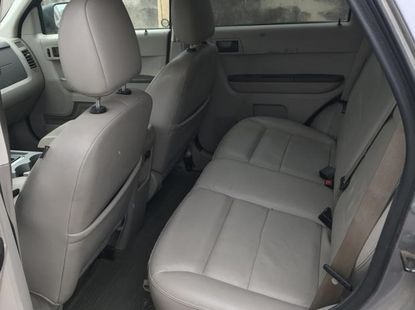 Foreign Used Ford Escape 2007 Gray Colour