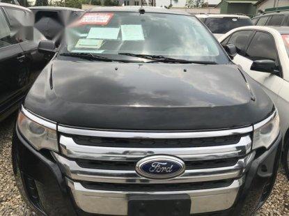 Nigerian Used Ford Edge 2013 Black Colour
