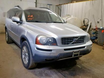 Neat Tokunbo Volvo XC90 2008 Silver