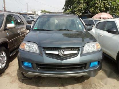 Super Clean Foreign used Acura MDX 2006 Gray