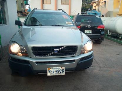 Foreign Used 2004 Volvo XC90 T6 AWD