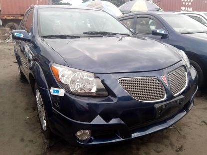 Selling 2006 Pontiac Vibe at mileage 0 in good condition in Lagos