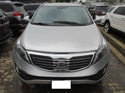 Extremely clean 2013 Kia Sportage for sale at price ₦2,900,000 in Lagos