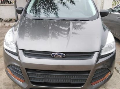 Neat Tokunbo Ford Escape 2013 SEL Gray