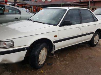 Nigerian Used Mazda 626 1998 White