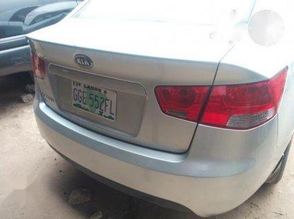 Neatly Used Nigerian Used Kia Cerato 2010 Silver
