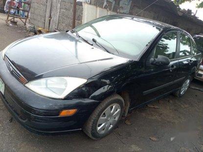 Clean Nigerian used  Ford Focus 2004 Black