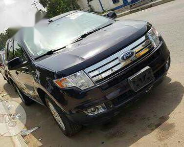 Foreign Used Ford Edge 2008 Black
