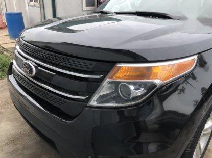 Clean Tokunbo Ford Explorer 2014 Black