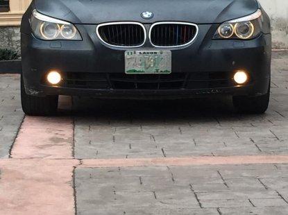 Clean Nigerian used BMW 530i 2005