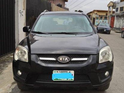 Clean Nigerian used 2005 Kia Sportage for Sale