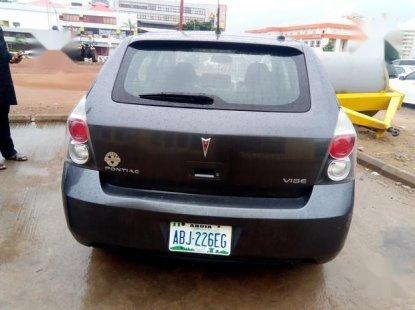 Super clean Nigerian used Pontiac Vibe 2010 Gray