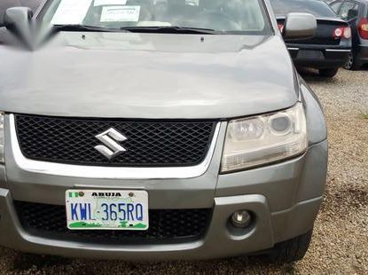 Nigerian Used Suzuki Address 2008 Silver
