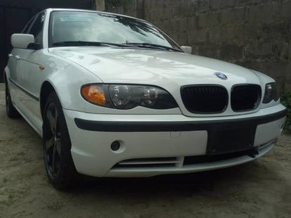 Foreign Used BMW 325i 2004 White