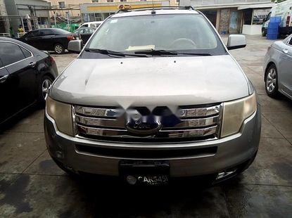 Used 2008 Ford Edge suv / crossover automatic for sale in Abuja