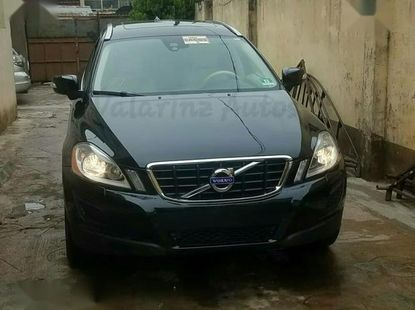 Foreign Used Volvo XC60 2012 Black