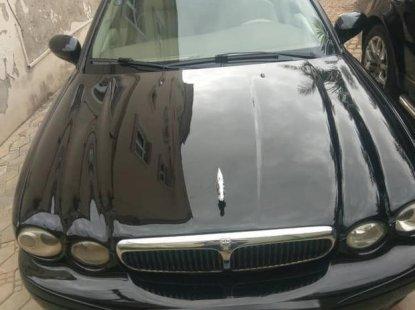 Nigerian used Jaguar X-Type 2005