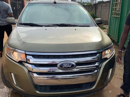 Clean Tokunbo Ford Edge 2013
