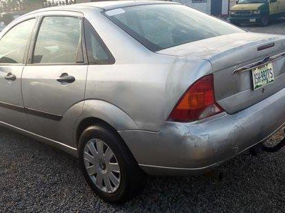 Clean Nigerian Used Ford Focus 2001 Model