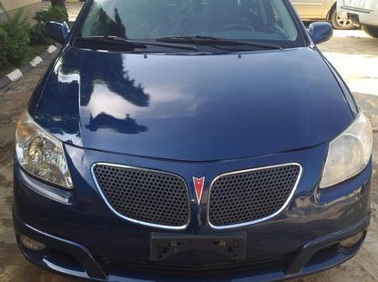 Very Clean Foreign used Pontiac Vibe 2006 AWD Blue