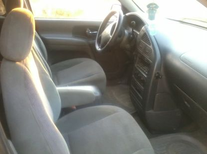 Well Maintained Nigerian used Nissan Quest 2001