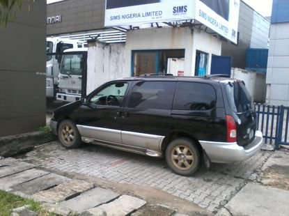 Very Neat Nigerian Used 2001 Nissan Quest in Lagos