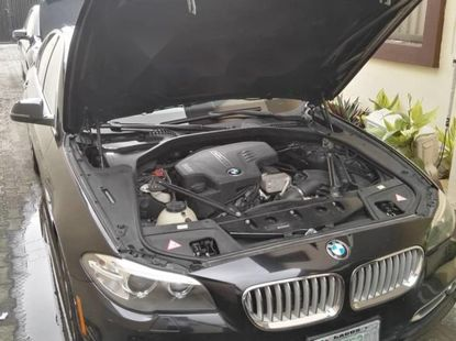 Need to sell used 2014 BMW 530i automatic in Lagos at cheap price