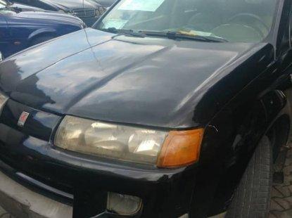 Neat Nigerian used Saturn Vue 2003 Black