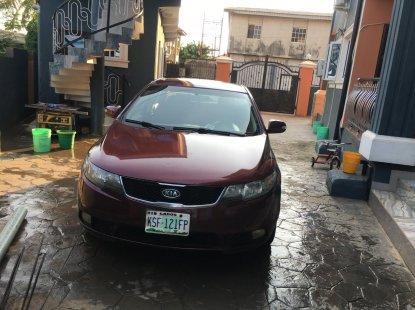 Super Clean Nigerian Used  Kia Cerato 2010