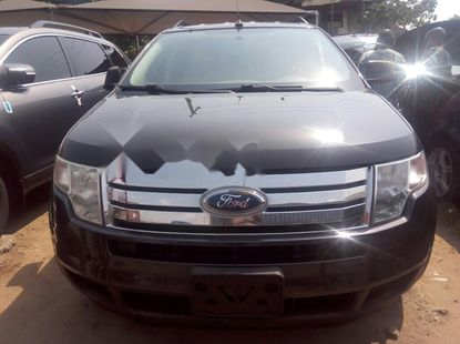 Neat Foreign used Ford Edge 2007