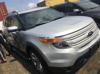 Foreign Used 2014 Ford Explorer