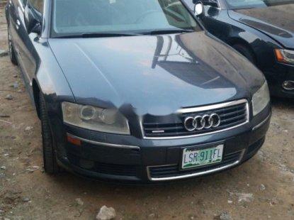 Neat Nigerian used  2006 Audi A8 Automatic