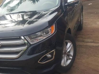 Foreign Used 2018 Ford Edge Petrol