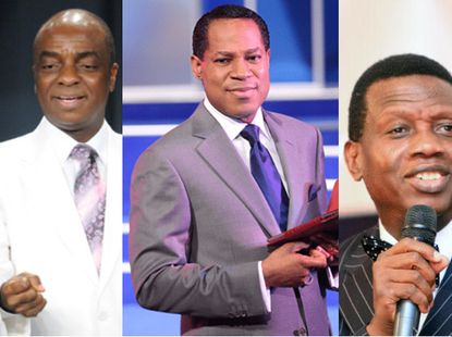 Top 10 richest pastors in Africa, the cars they drive, net worths, & more