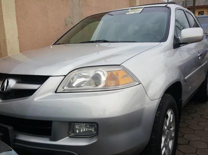 Neat Foreign used Acura MDX 2005