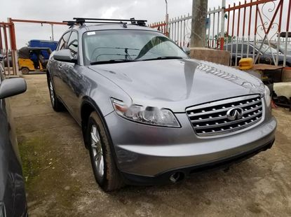 Foreign Used 2005 Infiniti FX